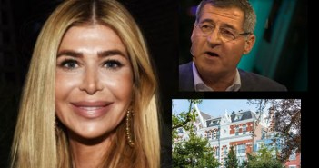 BESLAG GELEGD! Steenrijke ex-vriend ESTELLE CRUIJFF wil zijn geld terug of anders haar huis!