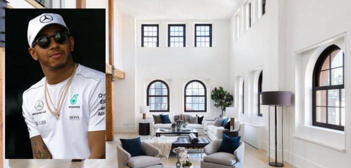BEETJE BIZAR! Lewis Hamilton zet 'ongebruikt' New Yorks penthouse te koop voor 52 miljoen
