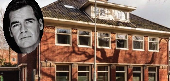 BINNENKIJKEN – Jeroen van der Boom koopt voor 3.3 miljoen opknappertje in Amsterdam-Zuid