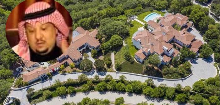 BINNENKIJKEN – Voor 40 miljoen dollar is villa met 39 kamers van Saoedische Prins van u