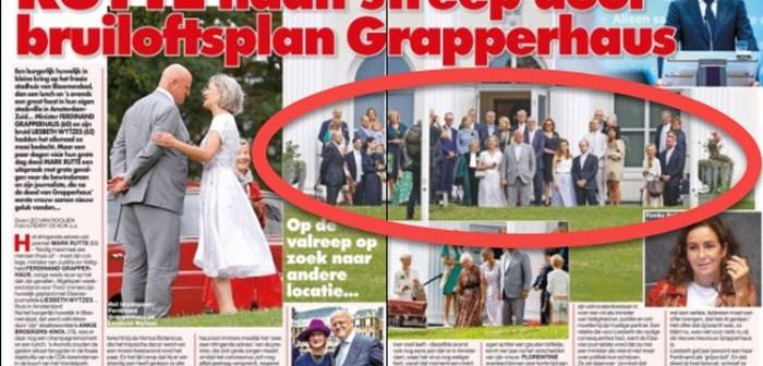 Toch 390 boete en strafblad voor minister Grapperhaus na overtreden regels op bruiloft
