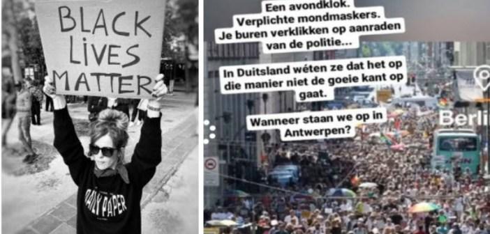 Ex K3-tje Josje Huisman roept op om zich te verzetten tegen coronamaatregelen