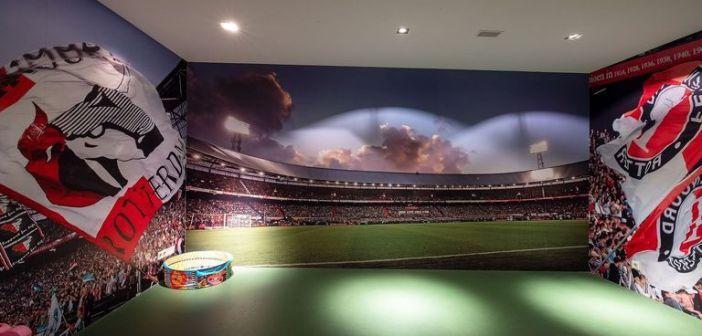 Inlusief Feyenoord-kamer: Nu ECHT BINNENKIJKEN in de villa van Dirk Kuijt die te koop is voor €6,9 miljoen