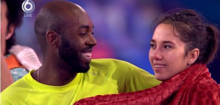 Tawatha en Jermaine dansen 49 uur en 35 minuten en winnen 100.000 euro bij Dansmarathon