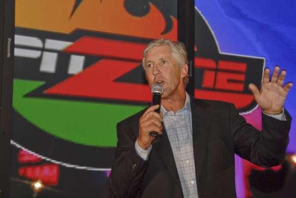 ESPN Zone Pete Carroll by JB Brookman
