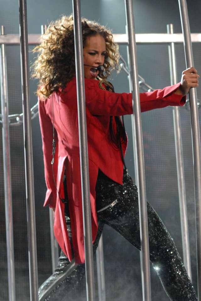 Alycia Keys Staples Center LA By JB Brookman