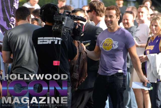 LA Lakers Game 7 Staples Center By JB Brookman-23 copy