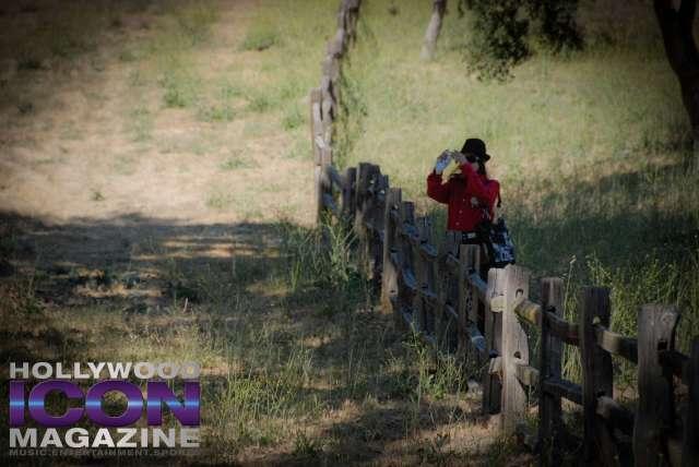 Michael Jackson Neverland Ranch One Year Anniversary By JB Brookman-40