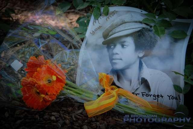 Michael Jackson Neverland Ranch One Year Anniversary By JB Brookman-Jb