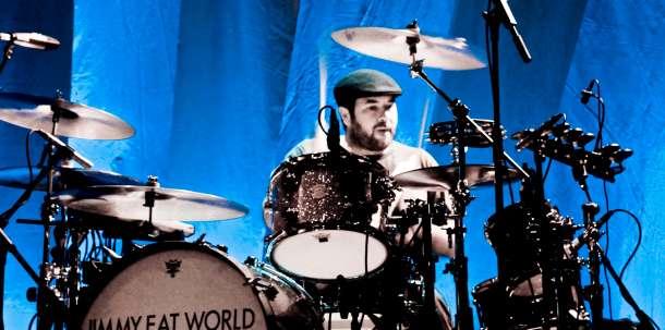 Zach Lind Jimmy Eat World Photo: JB Brookman