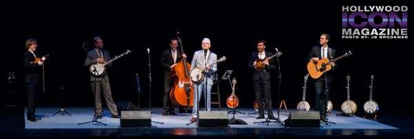 Bluegrass in Santa Barbara with Steve Martin and the Steep Canyon Rangers.  Photo: JB Brookman