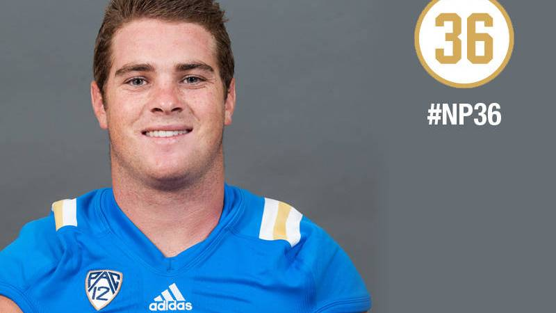 UCLA To Honor Nick Pasquale During New Mexico State Matchup On Saturday At The Rose Bowl