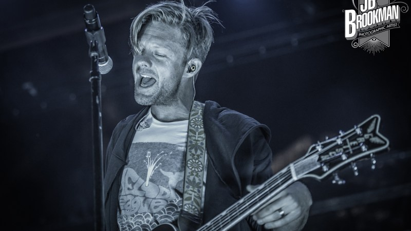 Jon Foreman of Switchfoot at Ascend Ampitheatre in Nashville by JB Brookman