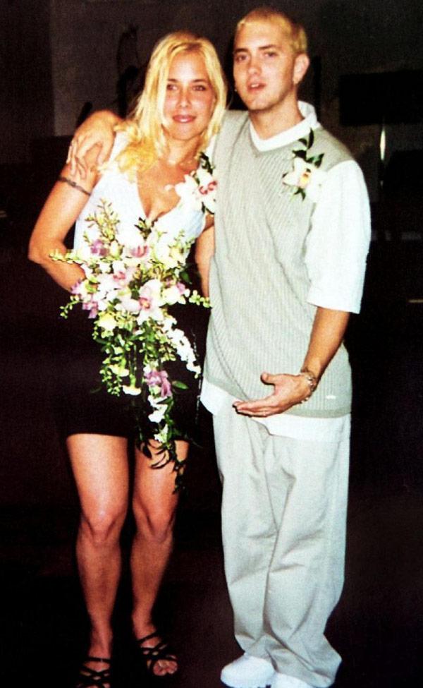Eminem Kim Kardashian : eminem, kardashian, Eminem, Mathers, Getting, Together, Kim's, Talks, Reunion, Hollywood