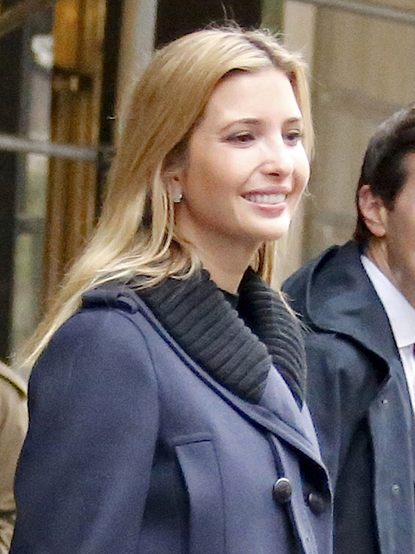 [PICS] Ivanka Trump Without Makeup — Look After Election In New York City – Hollywood Life