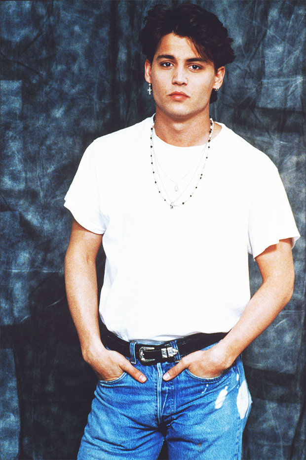 Johnny Depp 21 Jump Street : johnny, street, Johnny, Photos, Actor's, Transformation, Hollywood