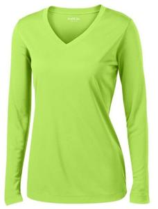 Clothe Co neon running shirt