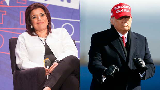 Ana Navarro Disses Donald Trump's Supporters On 'The View' After Riots – Gadget Clock