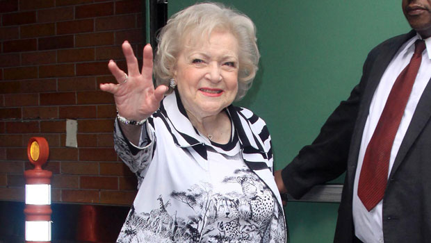Betty White's 99th Birthday Plans – Gadget Clock