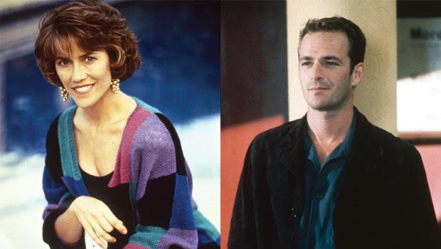 Beverly Hills, 90210′ Star Carol Potter Admits To Luke Perry Crush – Gadget Clock