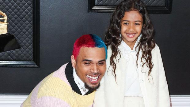 Chris Brown's Daughter Royalty Shows Off Singing Skills In New Video – Gadget Clock