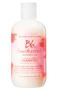 Bumble & Bumble hairdresser's shampoo