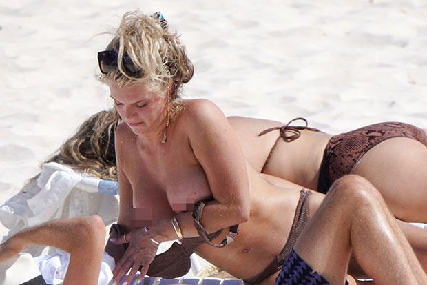 Madison LeCroy Wears Bikini In The Bahamas: Photos – Hollywood Life