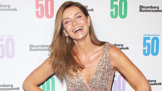 Paulina Porizkova Laughs At Trolls & Dismisses Them As 'Nasty' Bullies For Dissing Her Looks
