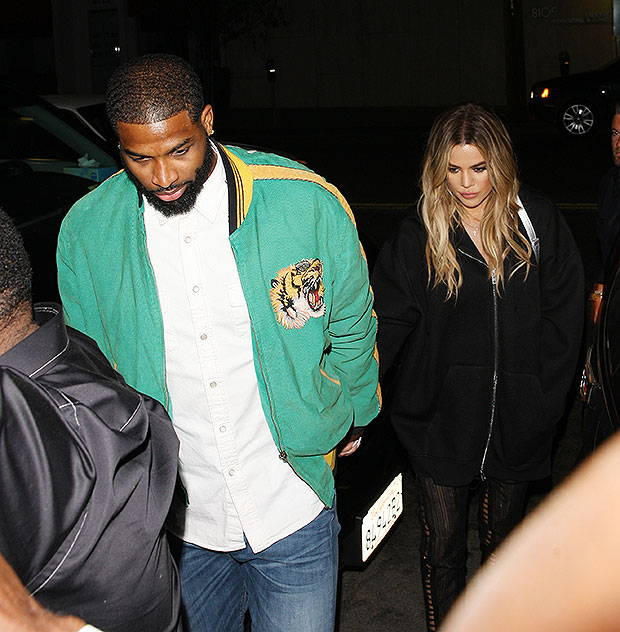 Khloe Kardashian Says 'Goodbye' To Tristan Thompson's Cleveland Home As She Packs Up
