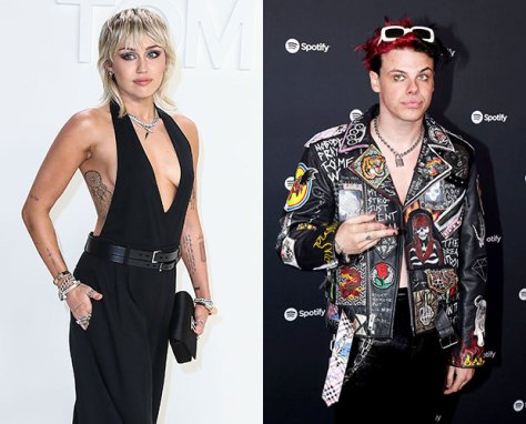 Miley Cyrus and Yungblud