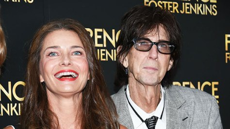 Paulina Porizkova Admits It Was Hard To Cope With 'Rage & Grief' After Being Cut From Ric Ocasek's Will