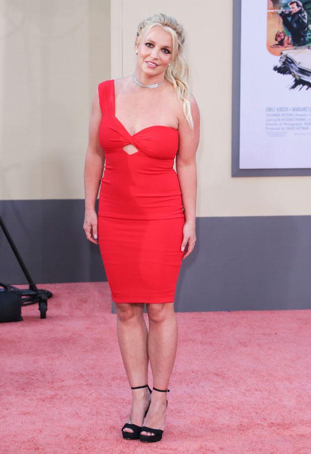 Britney Spears Get In Shape Video