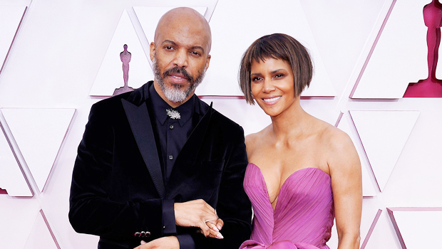 Halle Berry, 54, Makes Red Carpet Debut With New BF Van Hunt At The Oscars — Pics