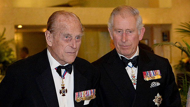 Prince Charles Speaks Somberly About 'Dear Papa' Prince Philip In Touching Tribute: 'I Miss Him Enormously'