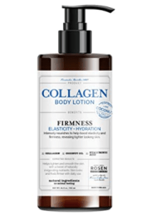 Collagen skin lotion