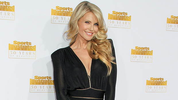 Christie Brinkley, 67, Rocks A Strapless Black Swimsuit On The Beach With Son Jack, 25 — Pics