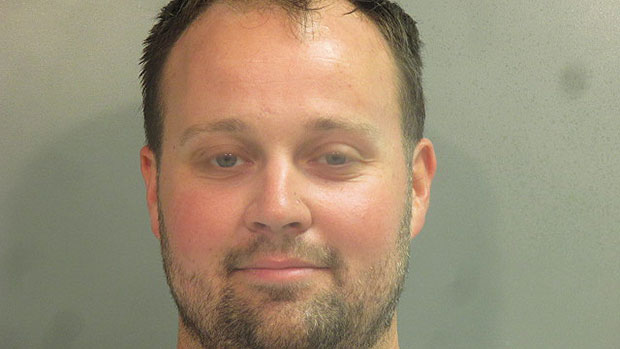 Josh Duggar Arrested By Federal Agents: '19 Kids & Counting' Star Smirks In Mug Shot — See Pic