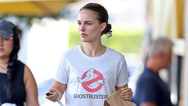 Natalie Portman, 39, Rocks Daisy Dukes While Running Errands In Australia — See Pic