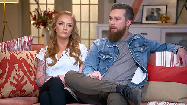 'Teen Mom' Reunion Preview: Maci Bookout & Husband Taylor Face Off With Ryan Edwards' Parents