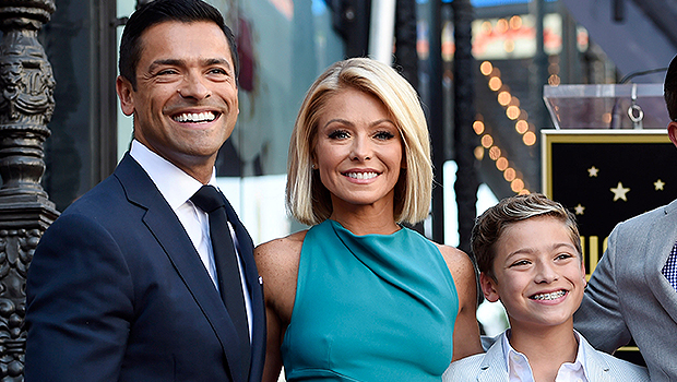 Kelly Ripa &Amp; Mark Consuelos' Son Michael, 24, Reveals How He Feels About His Mother's Horny Swimsuit Images