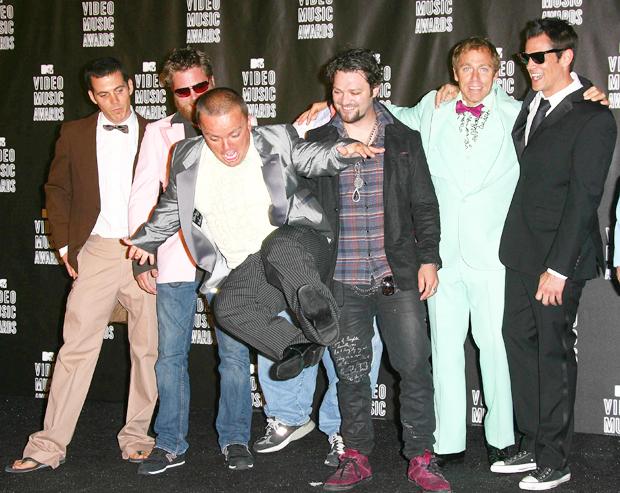 The 'Jackass' cast