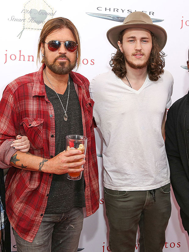 billy ray and braison cyrus