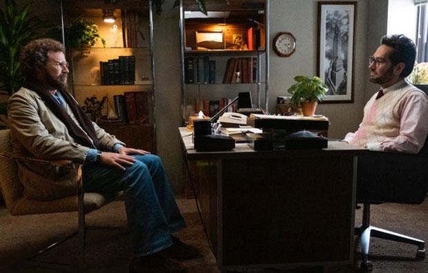 Will Ferrell & Paul Rudd