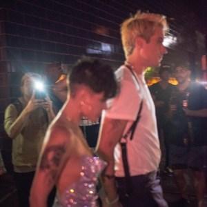 G-eazy Джи Изи и Холзи: опять вместе? Парочку заметили на вечеринке после вручения премий MTV VMAS 2018 в Нью- Йорке.