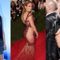 40 самых голых нарядов знаменитостей на красной ковровой дорожке этого десятилетия.
