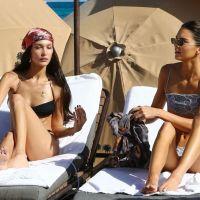 Сверхбогатые дети из реалити семей, супермодели с анорексичными телами так обсуждают в интернете фото Беллы Хадид и Кендалл Дженнер на пляже в Майами.