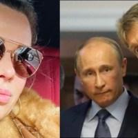 Кто такая Светлана Кривоногих? Дочь Путина по имени Елизавета существует?