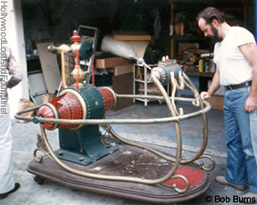 Time Machine Restoration