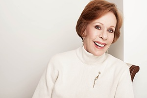 Carol Burnett to be Honored with   2015 SAG Life Achievement Award