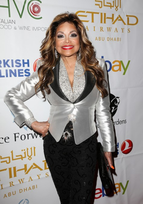 The beautiful LaToya Jackson